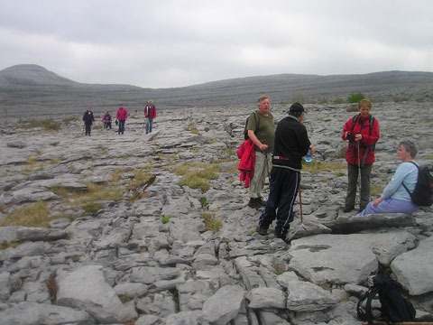 Burren guided walks and hikes